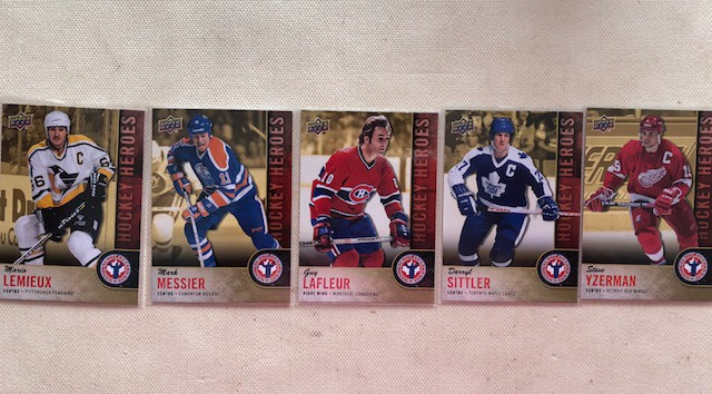1 frugal tip to starting a hockey card collection