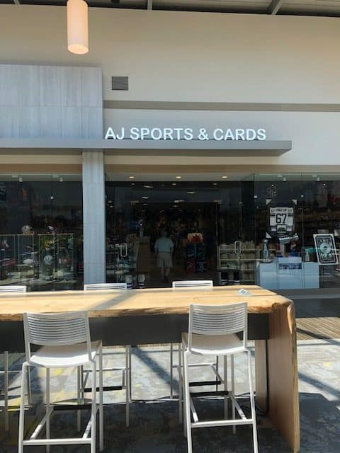 AJ's sports cards Winnipeg Manitoba