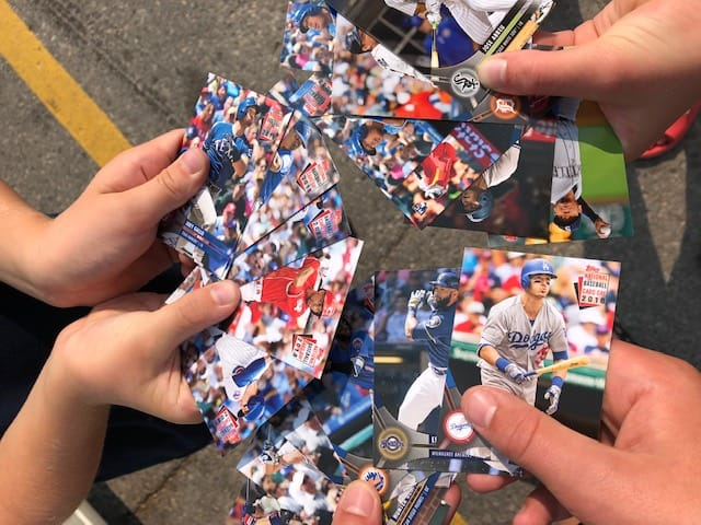 How To Prepare For National Hockeybaseball Card Day