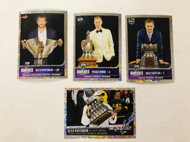 ways to collect hockey cards family hobby Stanley Cup hockey players